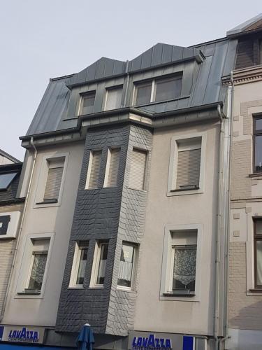 Dach, Fassade und Gaube
